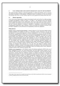 Past Approaches and Lessons for Human Ca... by Food and Agriculture Organization of the United Na...