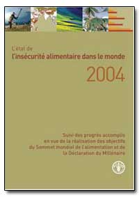 Letat de Linsecurite Alimentaire Dans le... by Food and Agriculture Organization of the United Na...