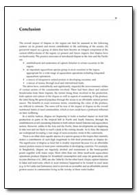 Conclusion by Food and Agriculture Organization of the United Na...