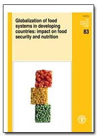 Globalization of Food Systems in Develop... by Food and Agriculture Organization of the United Na...