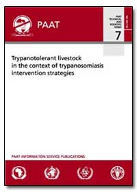 Trypanotolerant Livestock in the Contex ... by Food and Agriculture Organization of the United Na...