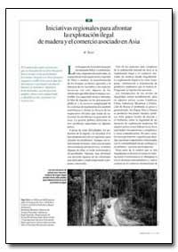Iniciativas Regionales para Afrontar la ... by Sizer, N.