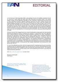 Fan : No. 32 Editorial : Rohana P. Subas... by Fan: Fao Aquaculture Newsletter