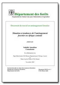Situation et Tendances de Lamenagement F... by Amsallem, Isabelle