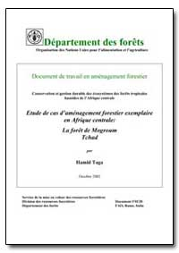 Étude de Cas Damenagement Forestier Exem... by Taga, Hamid