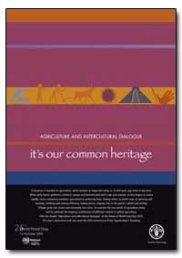 Agriculture and Intercultural Dialogue I... by Food and Agriculture Organization of the United Na...