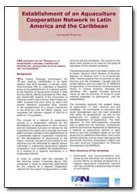Establishment of an Aquaculture Cooperat... by Aguilar-Manjarrez, José