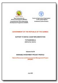 Volume II of III Bankable Investment Pro... by Food and Agriculture Organization of the United Na...