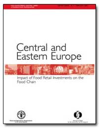 Central and Eastern Europe by Food and Agriculture Organization of the United Na...