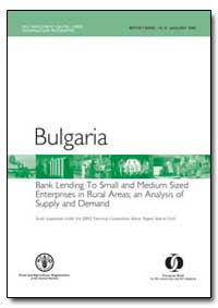 Bulgaria by Food and Agriculture Organization of the United Na...