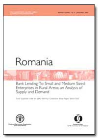 Romania by Food and Agriculture Organization of the United Na...