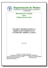 Estado Y Tendencias de la Ordenacion For... by Food and Agriculture Organization of the United Na...