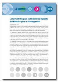 La Fao Ayuda a Los Paises a Alcanzar Los... by Food and Agriculture Organization of the United Na...