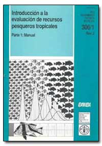 Introduccion Ala Evaluaci6N de Recursos ... by Food and Agriculture Organization of the United Na...