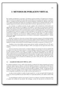 Metodos de Poblacion Virtual by Food and Agriculture Organization of the United Na...