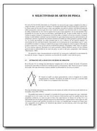 Selectividad de Artes de Pesca by Food and Agriculture Organization of the United Na...