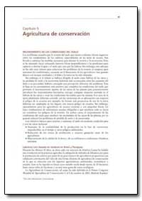 Agricultura de Conservacion by Food and Agriculture Organization of the United Na...