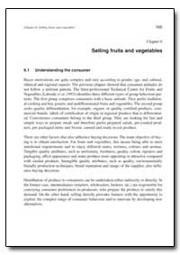 Selling Fruits and Vegetables by Food and Agriculture Organization of the United Na...