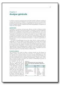 Chapitre 3 Analyse Generale by Food and Agriculture Organization of the United Na...