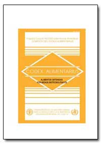 Codex Alimentarius by Food and Agriculture Organization of the United Na...