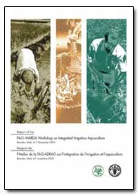 Report of the Fao-Warda Workshop on Inte... by Food and Agriculture Organization of the United Na...