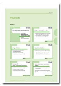 Visual Aids by Food and Agriculture Organization of the United Na...