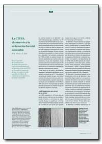 La Cites, Elcomercioyla Ordenacion Fores... by Chen, H. K.