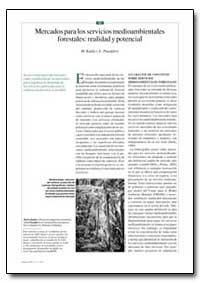 Mercados para Los Servicios Medioambient... by Katila, M.