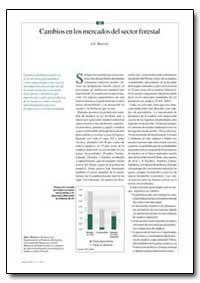 Cambios en Los Mercados Del Sector Fores... by Bowyer, J. L.