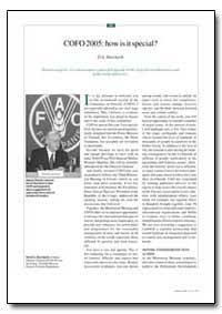 Le Comite des Forets 2005 : Pourquoi Est... by Harcharik, D. A.