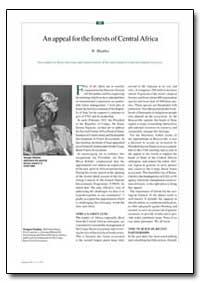 Un Appel Pour les Forets D'Afrique Centr... by Maathai, W.