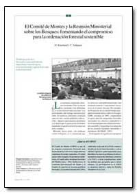 El Comite de Montes Y la Reunion Ministe... by Kneeland, D.