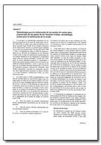 Metodologia para la Elaboracion de las E... by Food and Agriculture Organization of the United Na...