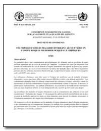 Document de Conference Statistiques sur ... by Food and Agriculture Organization of the United Na...
