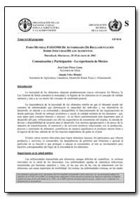 Comunicacion Y Participacion-La Experien... by Food and Agriculture Organization of the United Na...