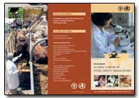 Fao/Who Global Forum of Food Safety Regu... by Food and Agriculture Organization of the United Na...