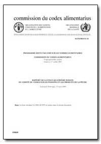 Rapport de la Vingt-Quatrieme Session du... by Food and Agriculture Organization of the United Na...