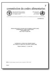 Rapport de la Trente-Quatrieme Session d... by Food and Agriculture Organization of the United Na...