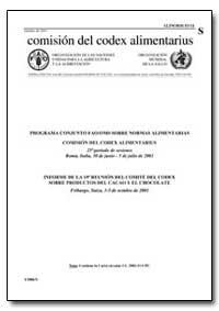 Informe de la 19 Reunion Del Comite Del ... by Food and Agriculture Organization of the United Na...