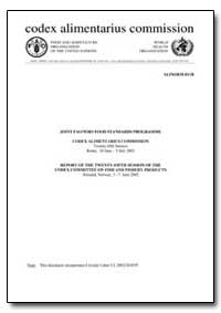 Report of the Twenty-Fifth Session of th... by Food and Agriculture Organization of the United Na...