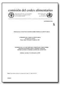 Informe de la 11 Reunion Del Comite Del ... by Food and Agriculture Organization of the United Na...