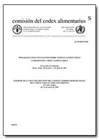Informe de la Segunda Reunion Del Comite... by Food and Agriculture Organization of the United Na...