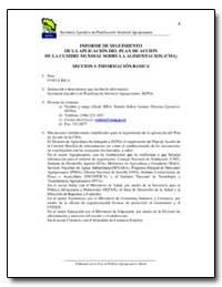 Informe de Seguimiento de la Aplicacion ... by Food and Agriculture Organization of the United Na...
