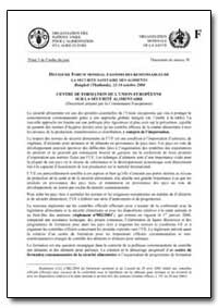 Centre de Formation de Lunion Europeenne... by Food and Agriculture Organization of the United Na...