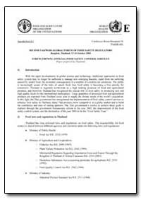 Strengthening Official Food Safety Contr... by Food and Agriculture Organization of the United Na...