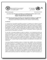 Cooperacion Internacional para El Monito... by Food and Agriculture Organization of the United Na...