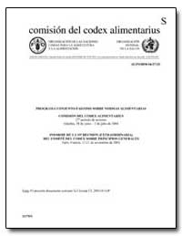 Informe de la 19 Reunion (Extraordinaria... by Food and Agriculture Organization of the United Na...