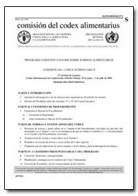 Programa Provisional by Food and Agriculture Organization of the United Na...