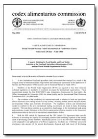 Capacity Building for Food Quality and F... by Food and Agriculture Organization of the United Na...