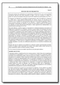 Resumen de Los Presidentes by Food and Agriculture Organization of the United Na...